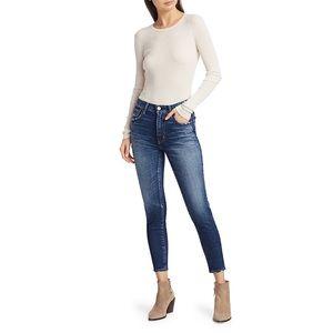 Moussy Vintage Frankfort High Rise Skinny Jeans